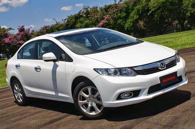 Honda Civic (2013-2014) Bekas (Seken) Murah  Kualitas Tinggi