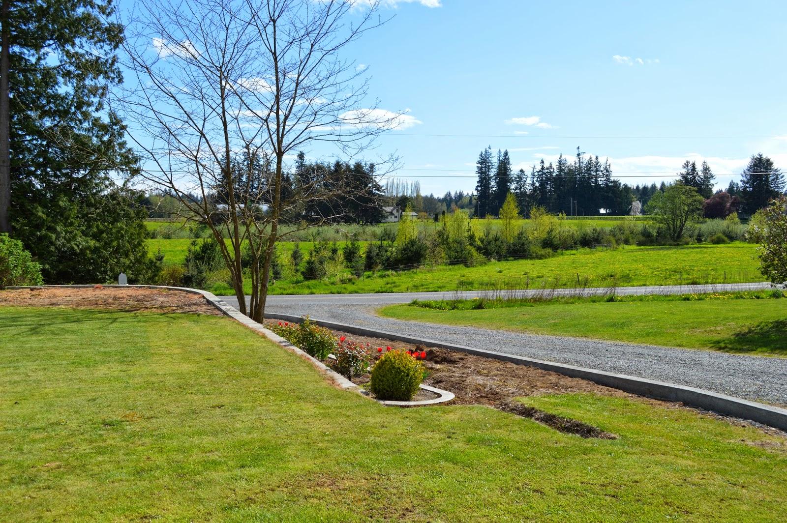 Red Gate Farm April 2014