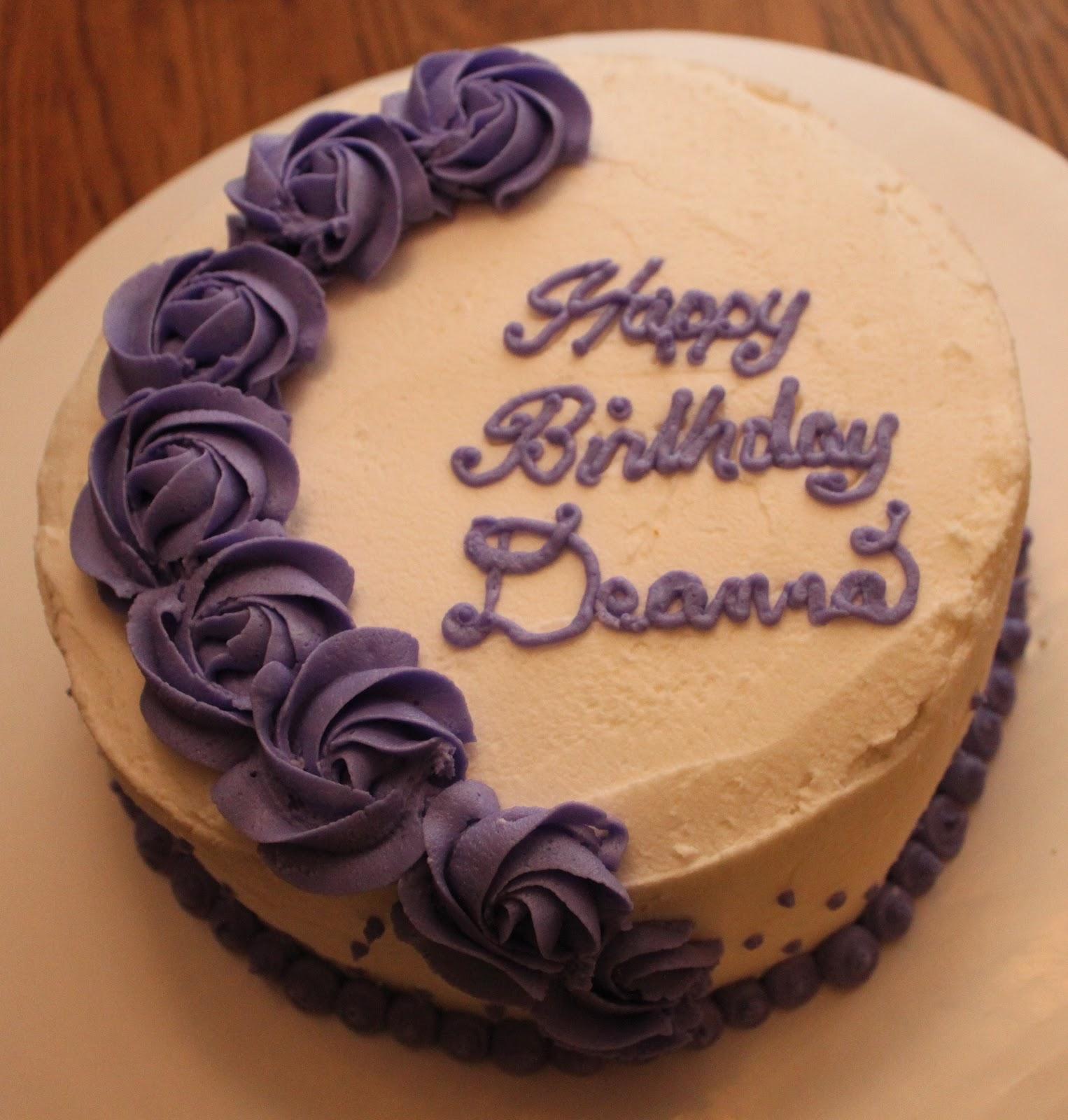 Cakes By Deanna