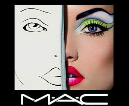 target market for mac cosmetics