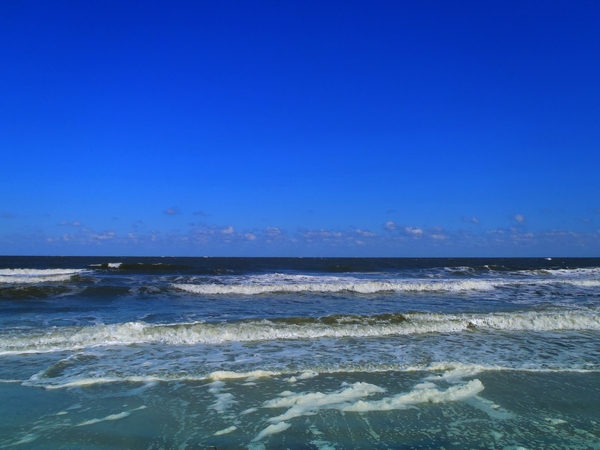Hunting Island State Park South Carolina by Dear Miss Mermaid, copyright by http://dearmissmermaid.com