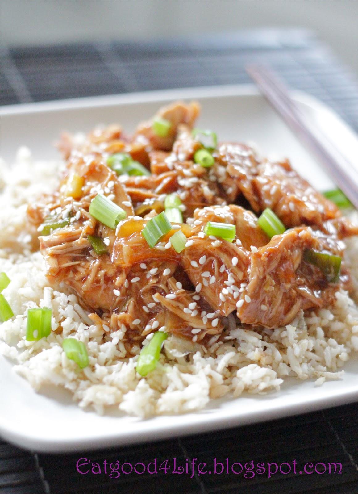 Crock Pot Chicken A La Criolla Recipe — Dishmaps