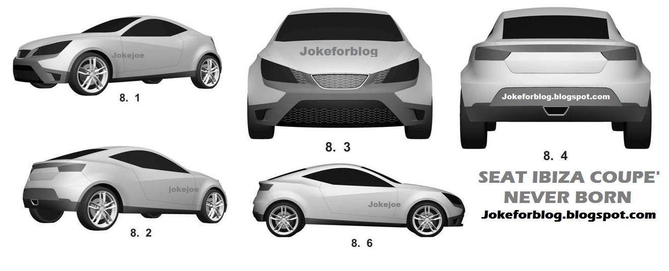 [Sujet officiel] Les voitures qui n'ont jamais vu le jour - Page 11 Ibiza+coupe+2