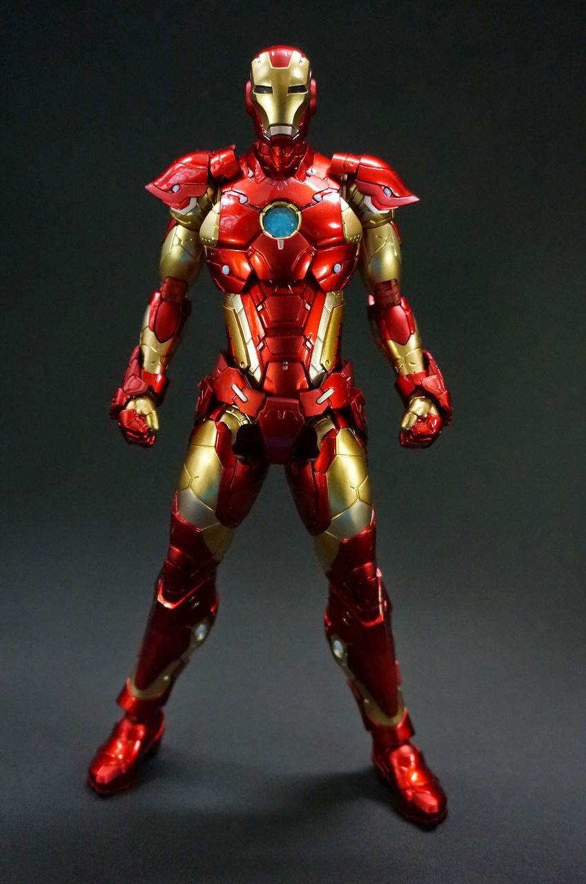 Iron Man Bleeding Edge...