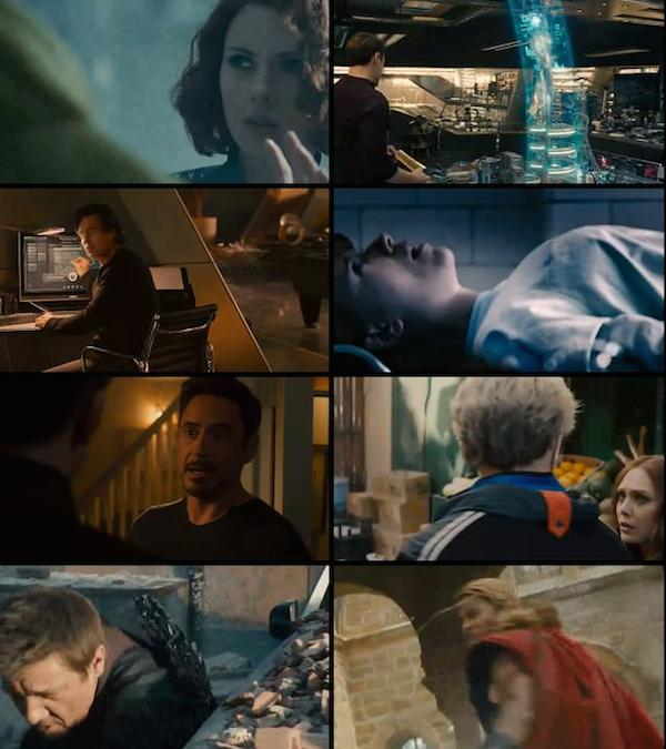 Avengers Age of Ultron 2015 Hindi Dual Audio HDRip 720p