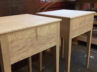 Handcrafted Nightstands Bedside Tables