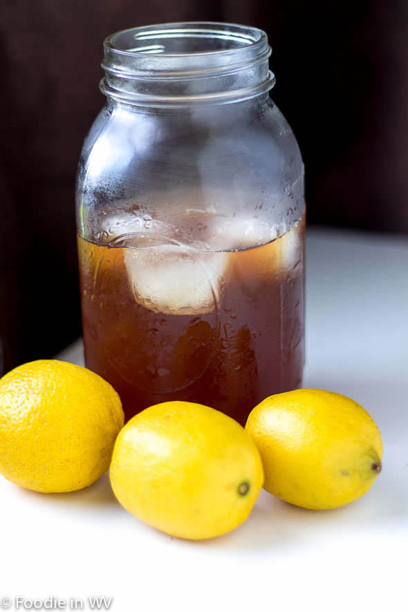 Click for Recipe for Lemon Balm Iced Tea