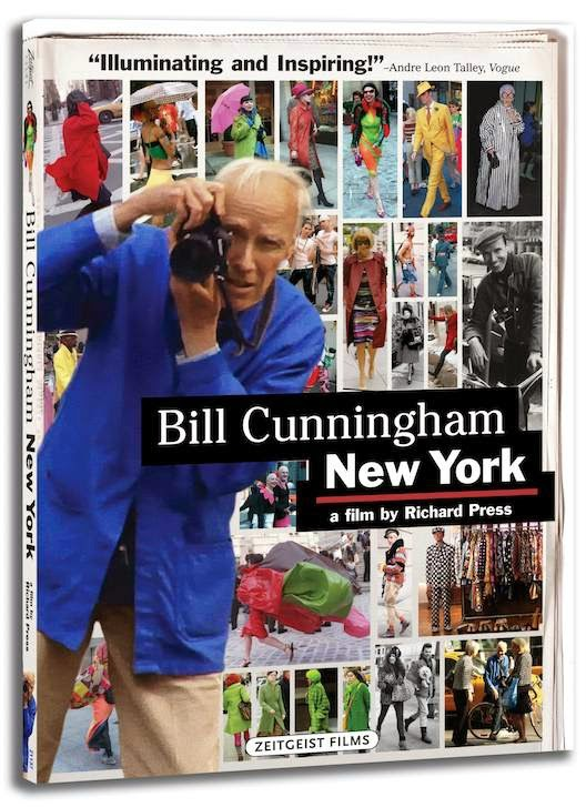 Movie bill cunningham new york
