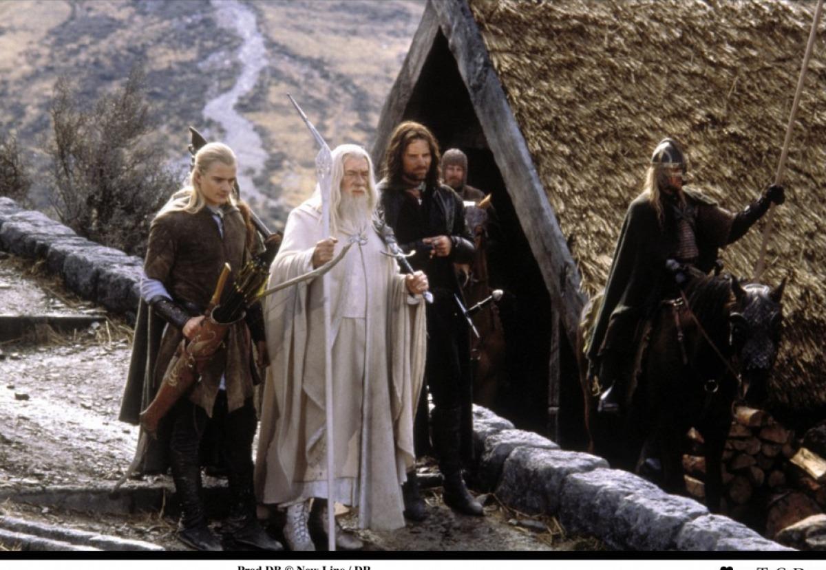 Le Seigneur des Anneaux: Le Retour du Roi