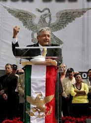 EN EL 2012 CON ANDRÉS MANUEL LÓPEZ OBRADOR