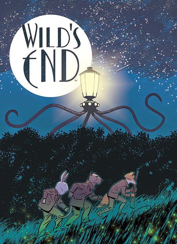 Wild's End Cover image