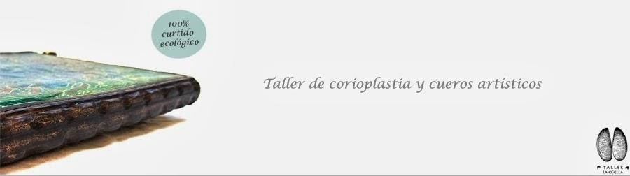 Corioplastia, arte en cuero
