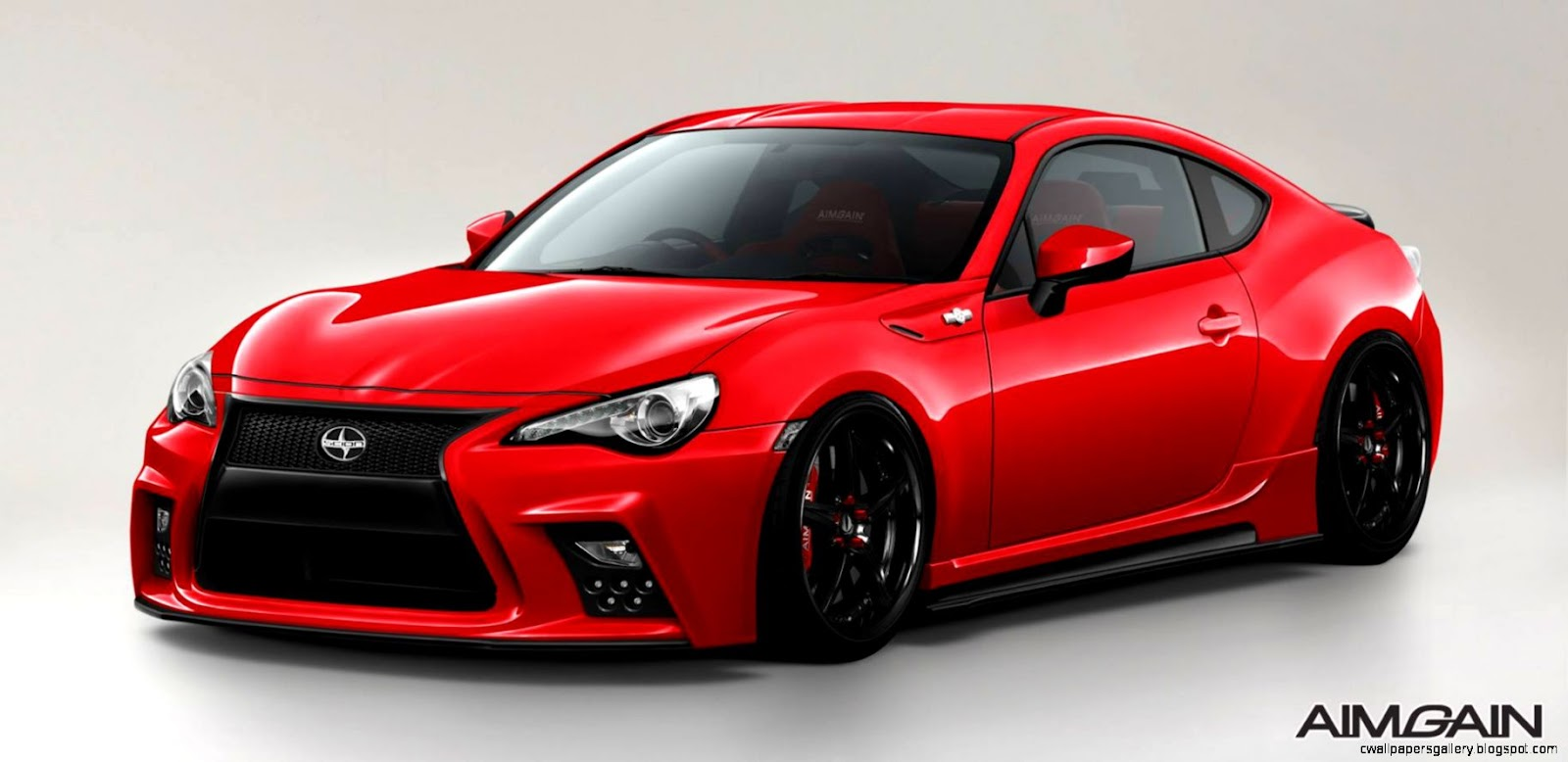 2016 Scion FR S Body Kit