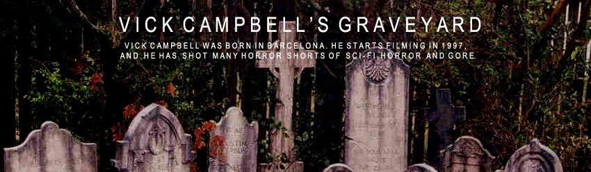 Vick Campbell's Graveyard