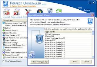Perfect Uninstaller v6.3.3.9 Portable