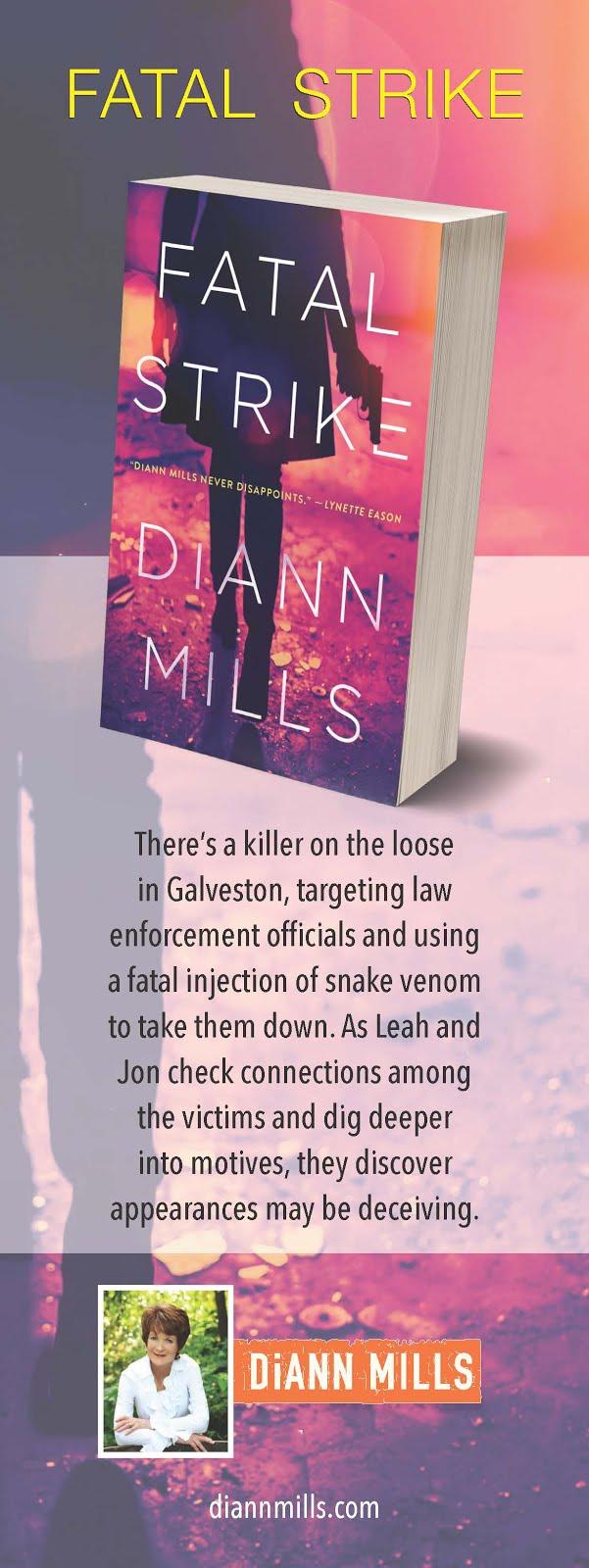DiAnn Mills Newest Release