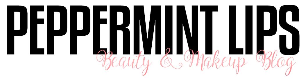Peppermint Lips Beauty Blog