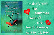 the summer i wasn't me Tour & Giveaway