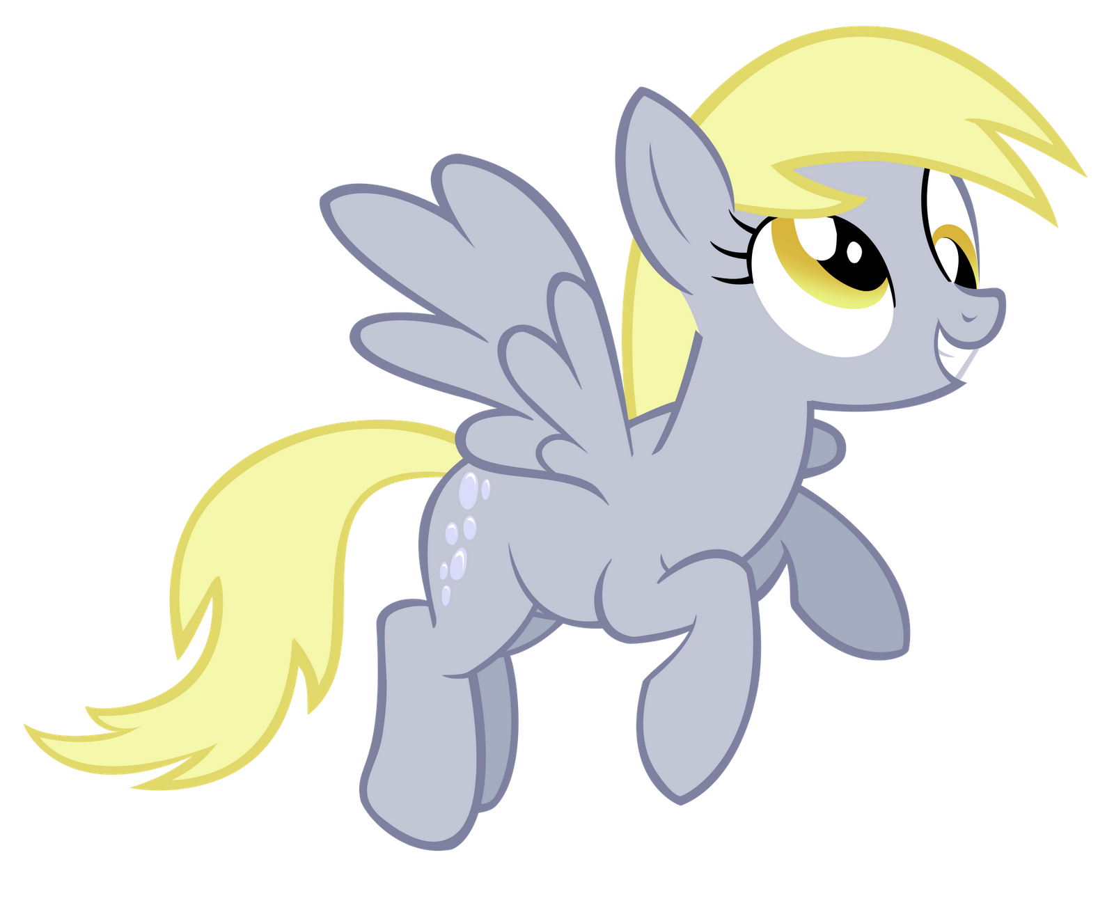 doodlecraft simple my little pony derpy costume