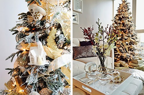 Closet Full of Nothing: A holiday home tour