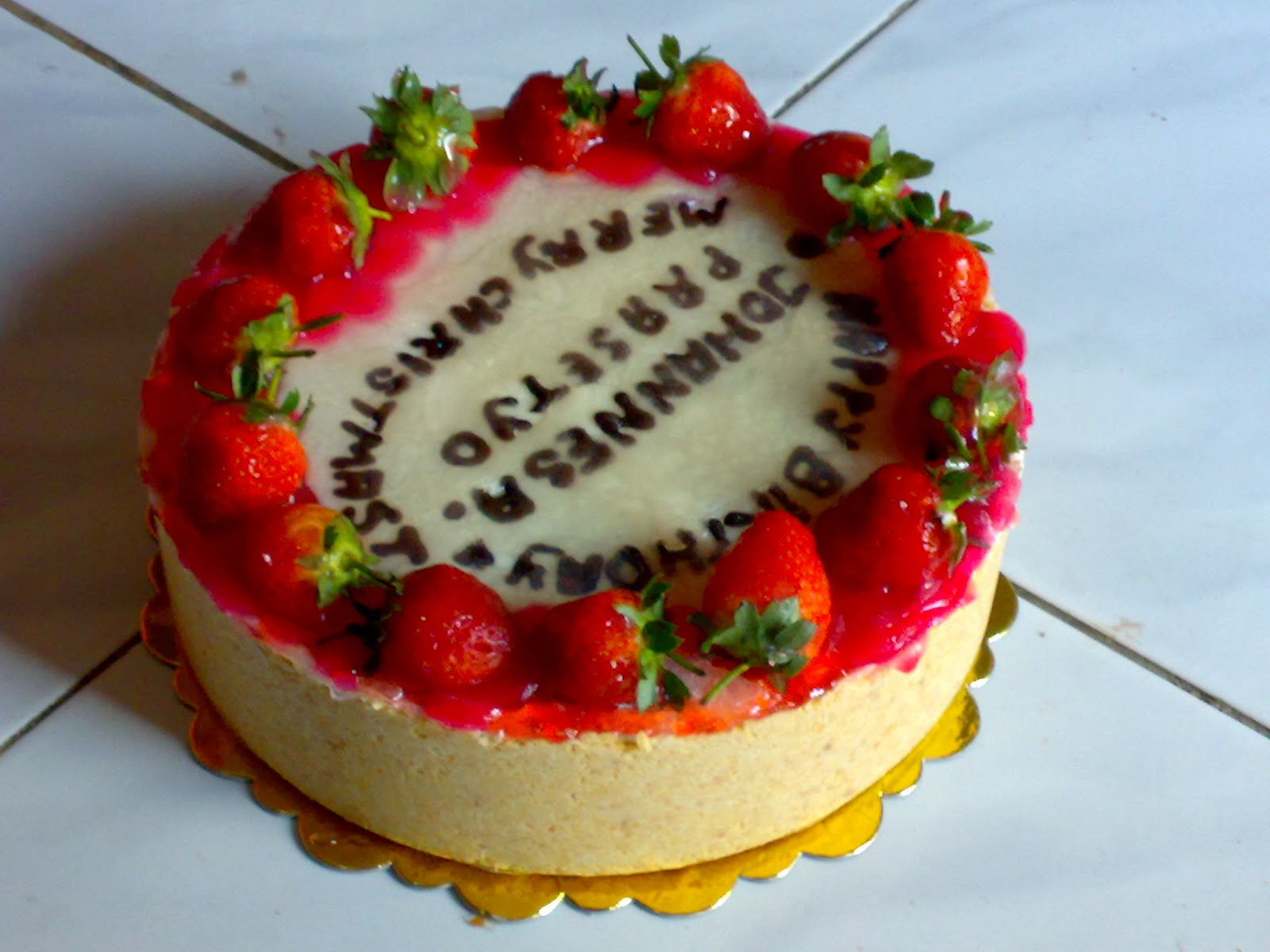 Tempat pesan kue di padang
