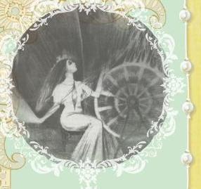 A roda de fiar
