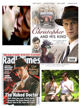 Christopher And His Kind (2011) Matt Smith