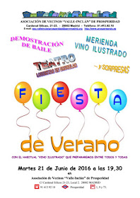 Fiesta de Verano A.V. Valle Inclán