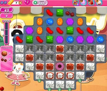 Candy Crush Saga 685