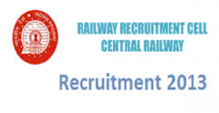 RRC CR jobs 2013