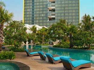 Harga Hotel bintang 5 Jakarta - DoubleTree by Hilton Hotel Jakarta