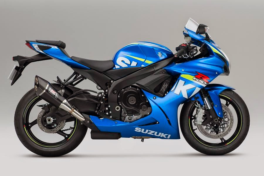 Suzuki GSX-R600 MotoGP Replica (2015) Side