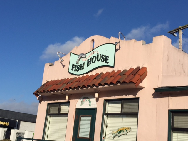 Monterey fish house pictures