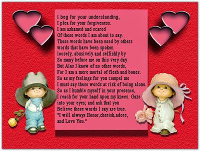 Kumpulan Pantun Cinta Sejati Romantis Terbaru 2014: