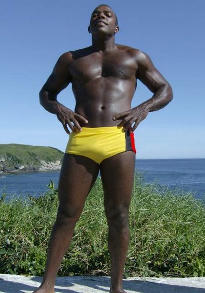 Straight Men Underwear Bulge