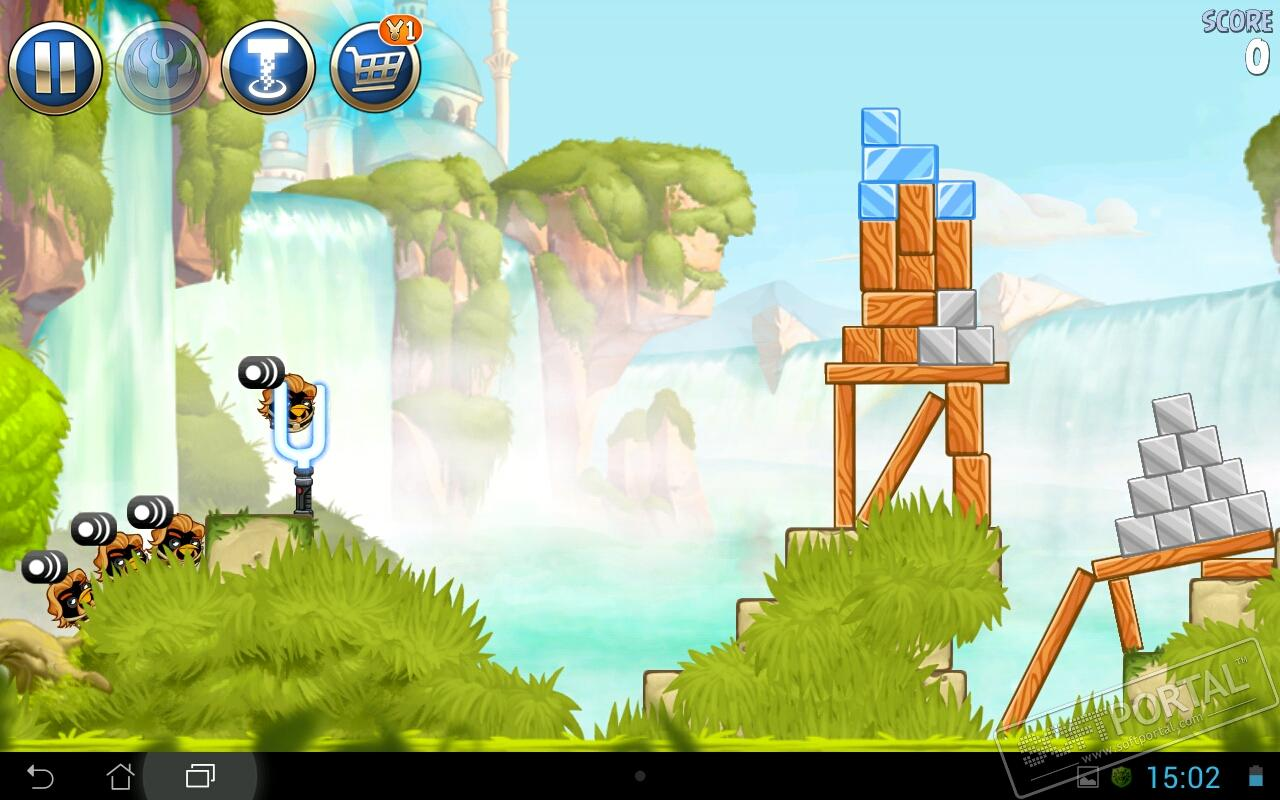 angry birds star wars 2 game free download for android apk