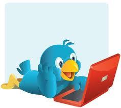 Makin Eksis di Twitter Bisa Makin Gemuk