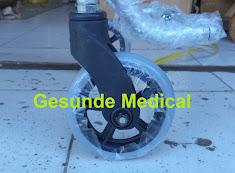 kursi roda aluminium anak
