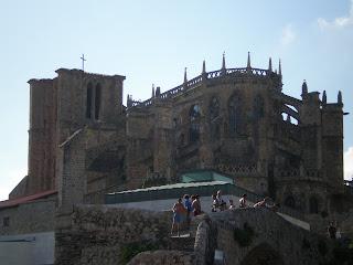 Iglesia gótica de Santa María