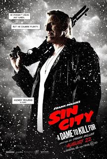 SIN CITY 2 : A Dame to Kill For ซินซิตี้ ขบวนโหด นครโฉด