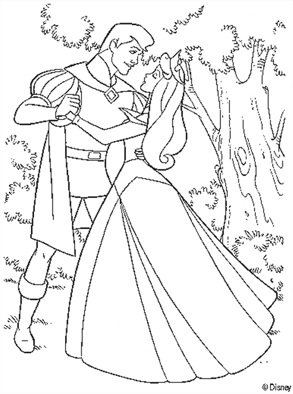 Sleeping Beauty Coloring Pages Disney Princess Coloring Pages Sleeping