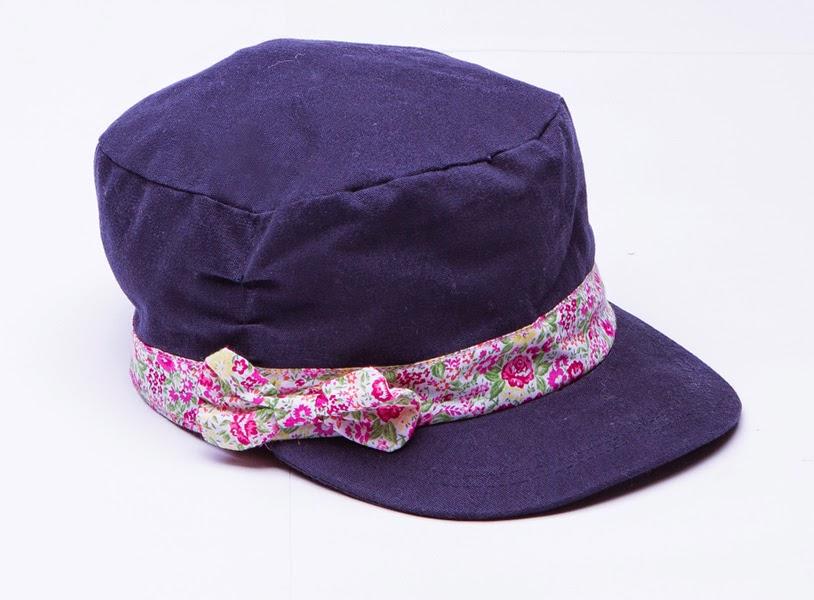 Gambar topi keren untuk anak perempuan