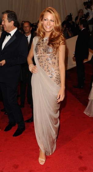 blake lively chanel dress. Blake Lively#39;s Chanel dress
