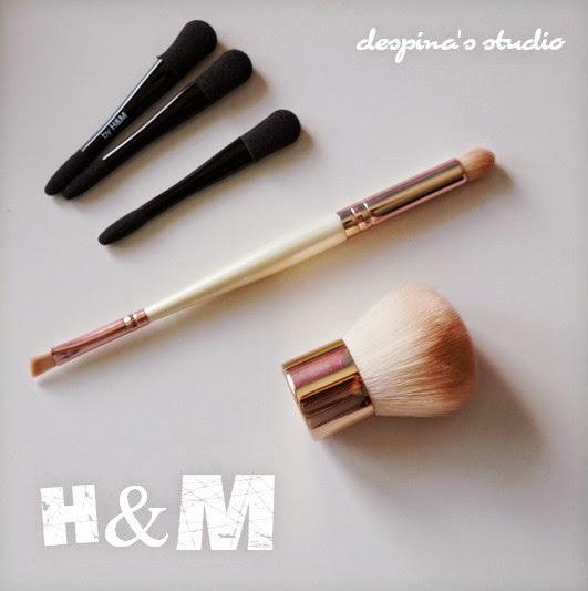 Η&Μ brushes