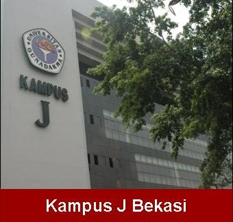 kampus J bekasi