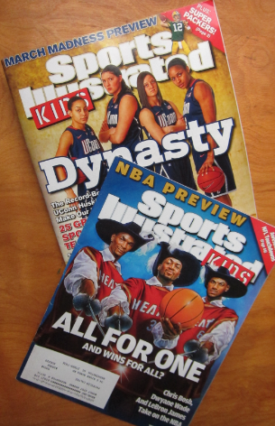 Teaching Informational Text with Magazines - Tips and strategies for using magazines in the classroom. Be sure to enter the giveaway to win one of FIVE subscriptions to Sports Illustrated for Kids!
