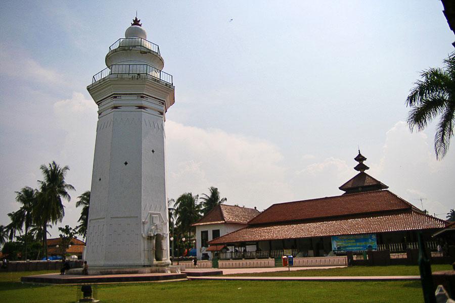 Masjid Agung Banten (1552-1570)