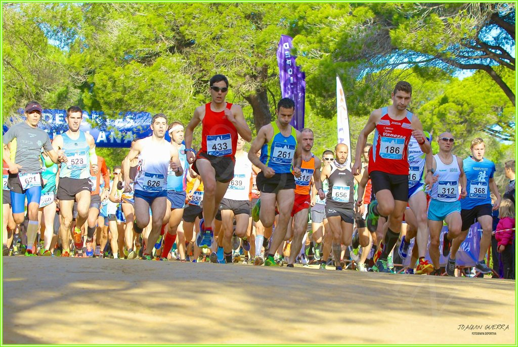 Cross pinar publico la barrosa 2017 chiclana de la for Inscripciones 2016 jardin publico
