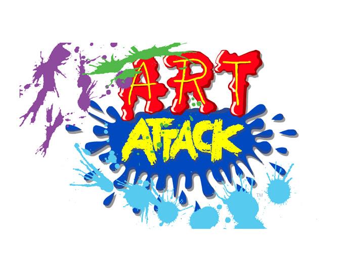 Art attack videos disney juegos dibujos mascaras manualidades guillermo mart nez - Manualidades art attack ...