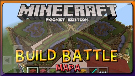 Сервера Майнкрафт с Build Battle (битва строителей ...